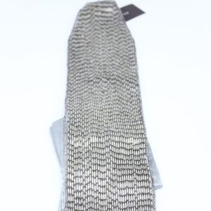 The Limited Women's Silver NWT Sash